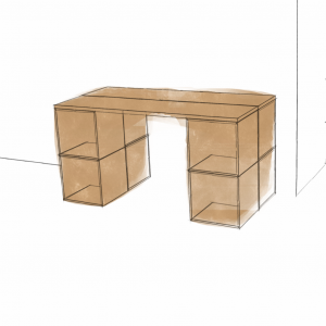 "DIY Boxen Set ""Lea"""