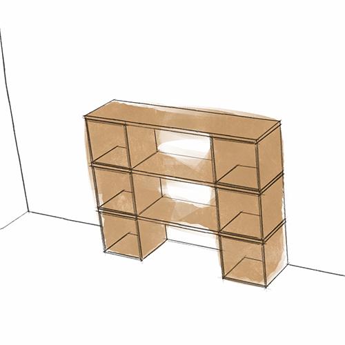 "DIY Boxen Set ""Sofia"""