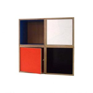 "DIY Vintage Box ""Rot Classic"""