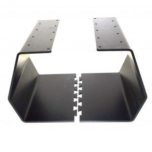 Tischgestell Wabe
